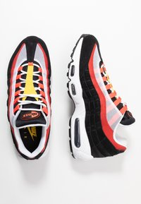Nike Sportswear - AIR MAX - Trainers - white/chrome yello/black/crimson - 1