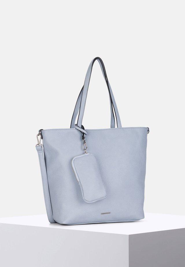 SURPRISE - Shopping bag - lightblue 530