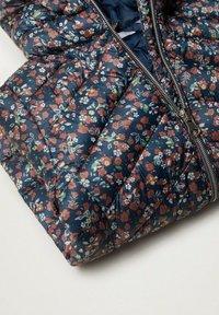 Mango - JULONG8 - Zimní bunda - blu marino scuro - 3