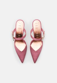 Ted Baker - DAZZEL - Heeled mules - pink - 4