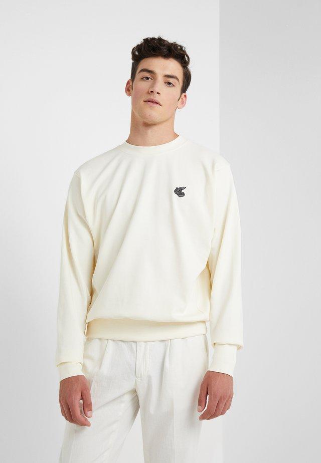 CLASSIC - Sweatshirt - white