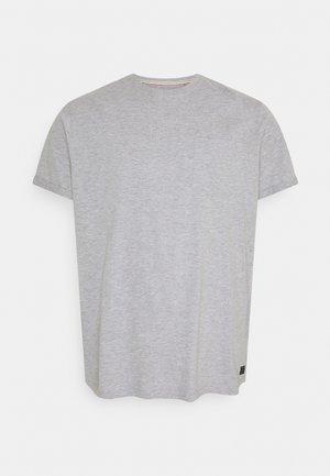 BHNASIR ORGANIC TEE - Basic T-shirt - stone mix
