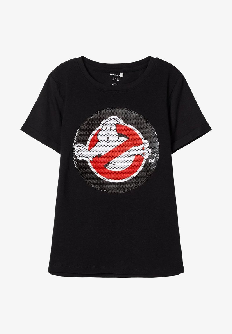 Name it - Print T-shirt - black