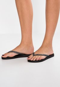 Ipanema - LOLITA - T-bar sandals - black - 0
