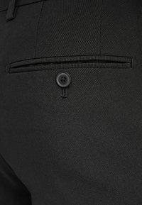 Next - Pantaloni eleganti - mottled anthracite - 3