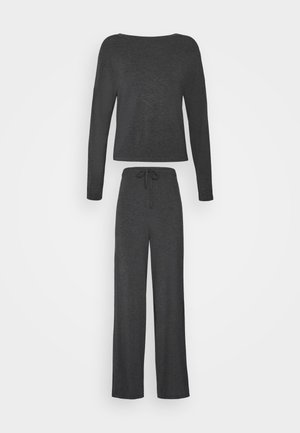 Pyjama set - dark grey