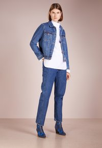 Won Hundred - PEARL - Jean droit - stone blue - 1