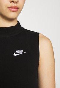 Nike Sportswear - DRESS - Vestido informal - black - 3