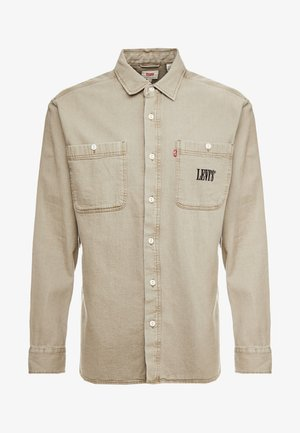 NEW CAMP OVERSHIRT - Chemise - washed true