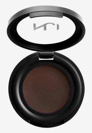 NATURAL BROW SCULPT - Eyebrow gel - matte cool dark brown