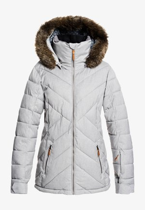 QUINN  - Snowboard jacket - gray