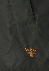 Barbour Beacon - WINTER MUNRO WAX - Light jacket - sage - 3