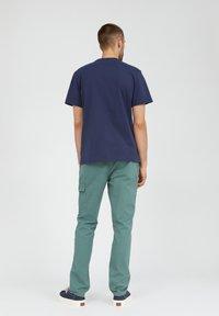 ARMEDANGELS - T-shirt basic - light pacific ink - 2