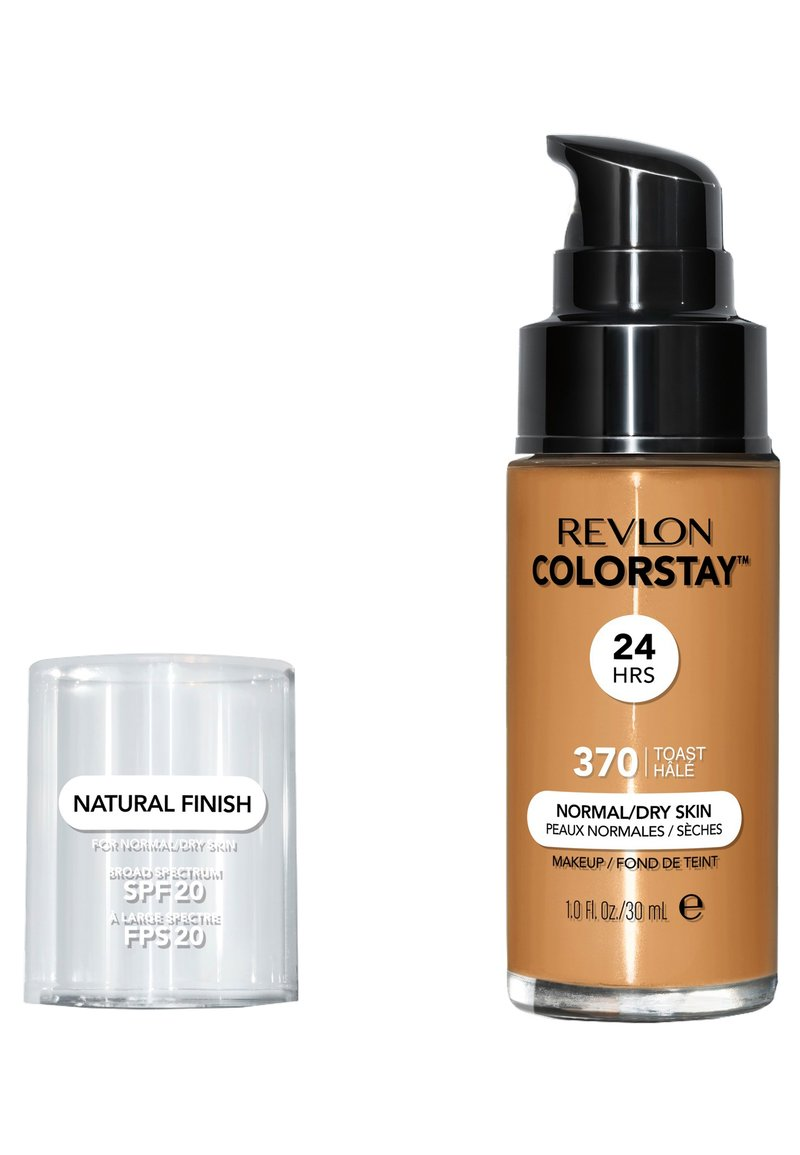 Revlon - COLORSTAY FOUNDATION FOR NORMAL TO DRY SKIN - Foundation - N°370 toast