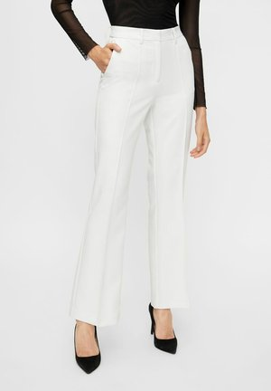 Trousers - star white