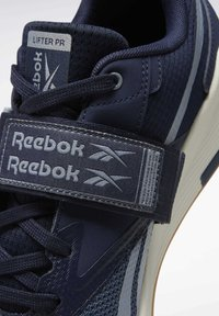 Reebok - LIFTER PR II SHOES - Zapatillas de entrenamiento - blue - 9