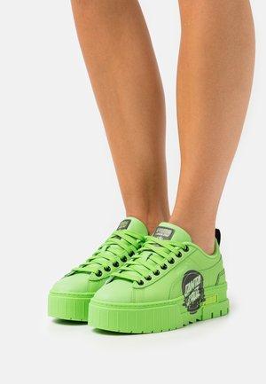 MAYZE SANTA CRUZ - Trainers - green flash