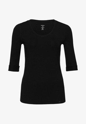 MIT 3/4 ÄRMELN - Long sleeved top - black
