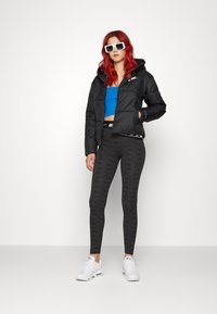 Nike Sportswear - CLASSIC TAPE - Light jacket - black/white - 4