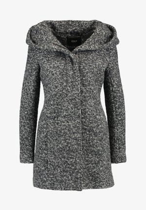 ONLSEDONA COAT - Short coat - dark grey melange