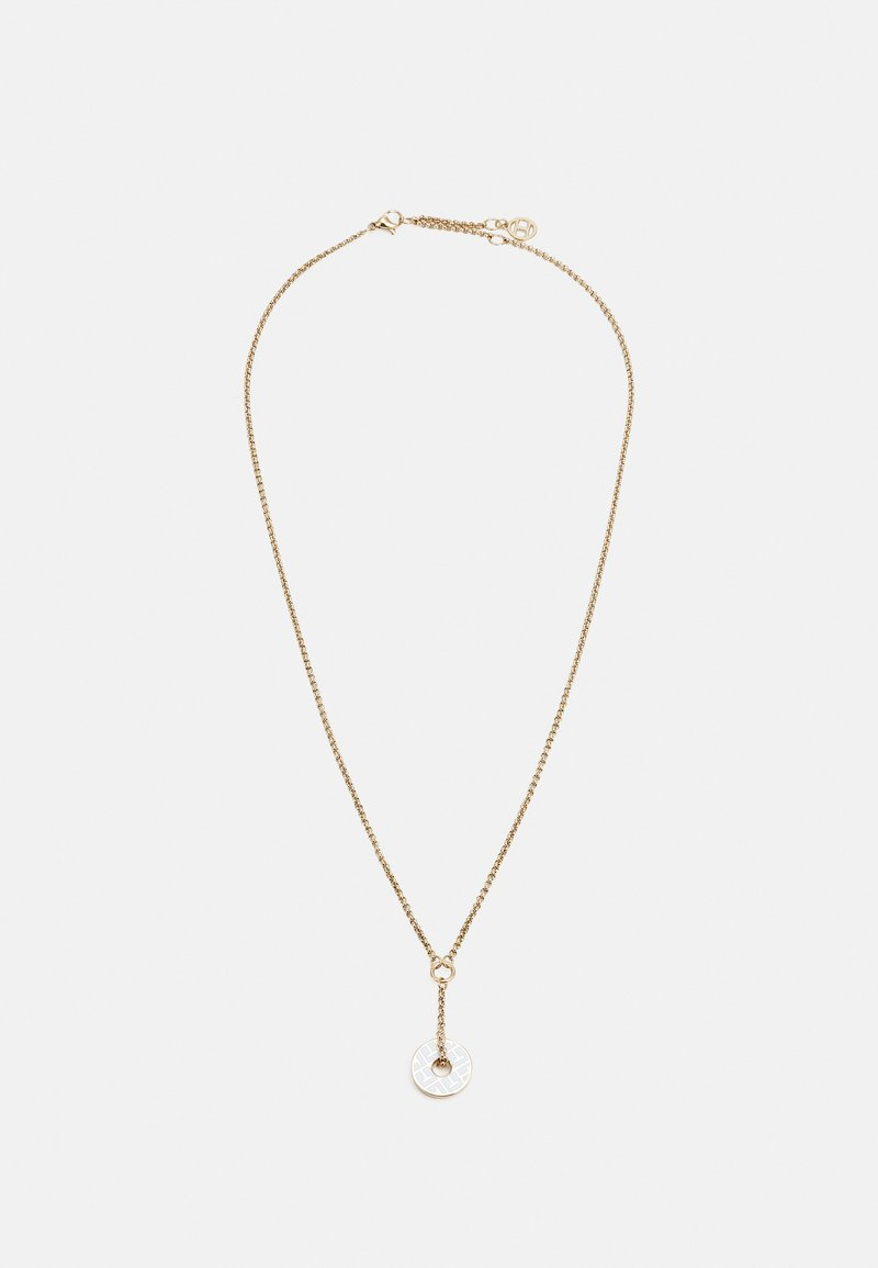 Tommy Hilfiger - TOKEN - Collier - gold-coloured