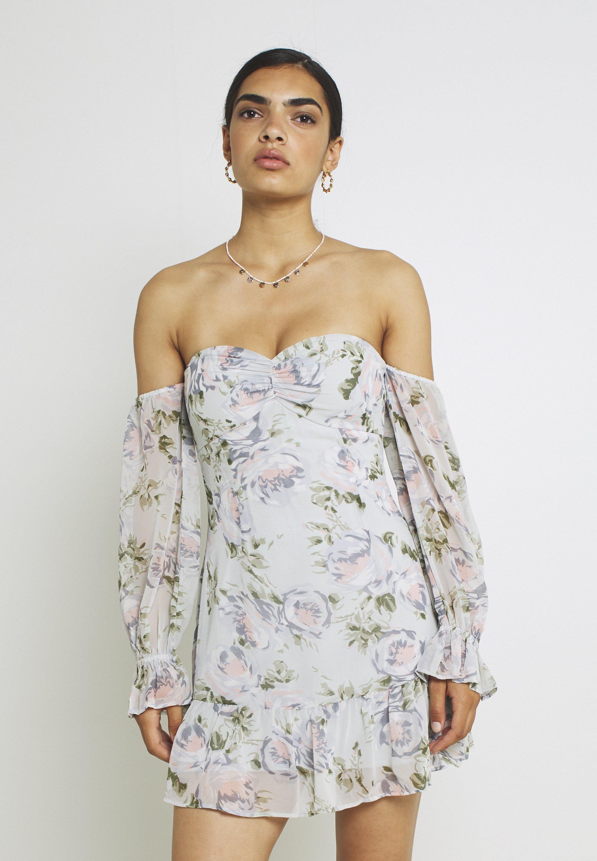 Donna LOVESTRUCK FLOUNCE DRESS - Vestito elegante