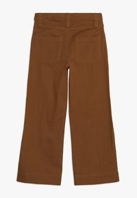 Soft Gallery - BLANCA PANTS - Tygbyxor - bone brown - 1
