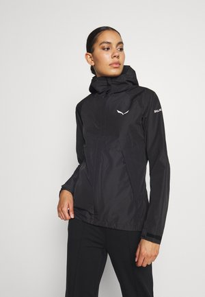 PUEZ - Hardshell jacket - black out