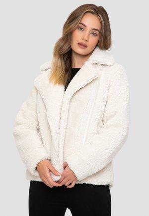 PARROT - Winter jacket - cream