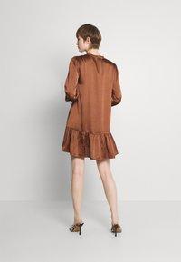 JDY - JDYFELINE DRESS - Vestito elegante - aztec - 2