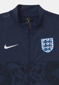 Nike Performance - ENGLAND ANTHEM UNISEX - National team wear - midnight navy/white - 2