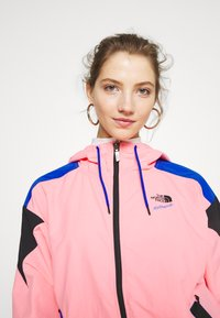 The North Face - EXTREME WIND JACKET - Windjack - miami pink combo - 4