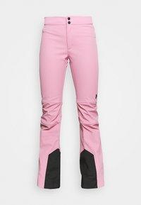 STRETCH PANTS - Snow pants - frosty rose