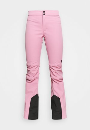 STRETCH PANTS - Pantaloni da neve - frosty rose