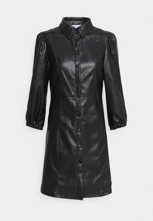 ONLALLY DRESS  - Skjortekjole - black
