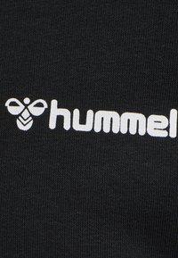 Hummel - HMLISAM  - Sweatjakke - black - 5