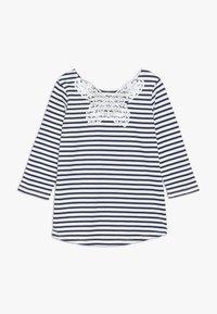 OshKosh - KIDS BUTTERFLY BACK TEE - Long sleeved top - dark blue - 1