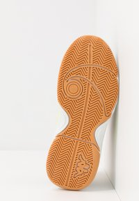Kappa - DROUM II UNISEX - Sports shoes - black/coral - 5