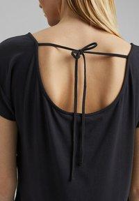 edc by Esprit - Print T-shirt - black - 6