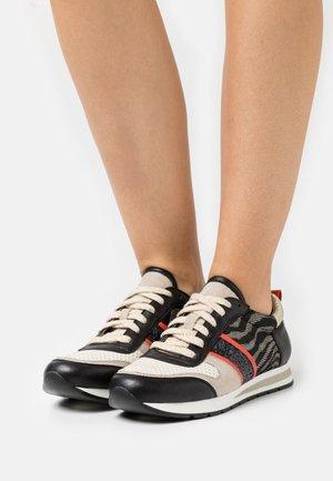 LINEANE - Trainers - noir/multicolor