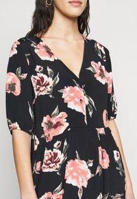 PIECES Tall - PCRIMMA LONG DRESS  - Maxi dress - black - 5