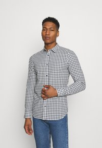 Only & Sons - ONSTONY LIFE CHECKED - Skjorta - cloud dancer - 0