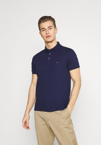 1985 SLIM - Polo shirt - yale navy