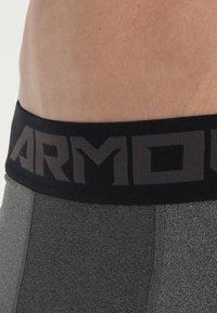 Under Armour - ARMOUR - Calzoncillo largo - carbon heather/black - 7