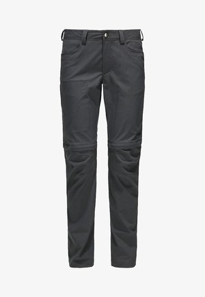 ZIP OFF PANT - Outdoor trousers - magnetite