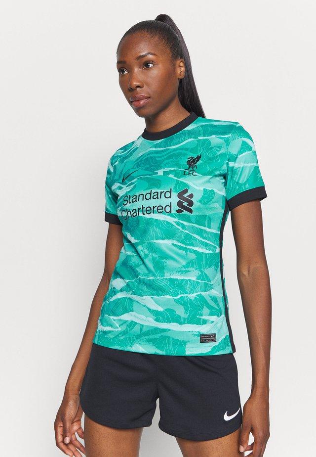 LIVERPOOL FC  - Club wear - hyper turquoise/black
