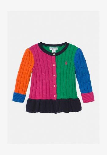 PEPLUM  - Cardigan - multi-coloured
