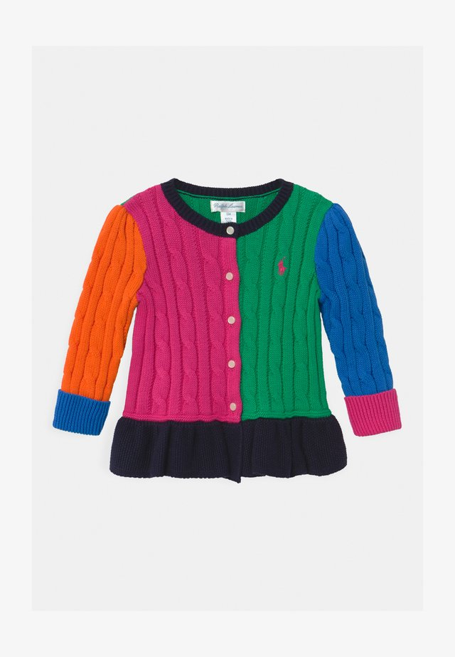 PEPLUM  - Gilet - multi-coloured