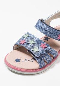 Lurchi - LULU - Sandals - blue - 5