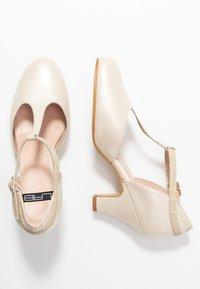LAB - Bridal shoes - offwhite - 3